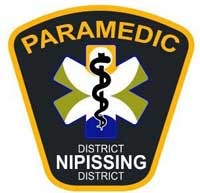 Nipissing District Paramedic Services